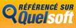 Logo Quelsoft. AG2L, éditeur de logiciel ERP GPAO pour les industries est référencé sur Quelsoft
